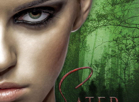 Cover Reveal: SATED