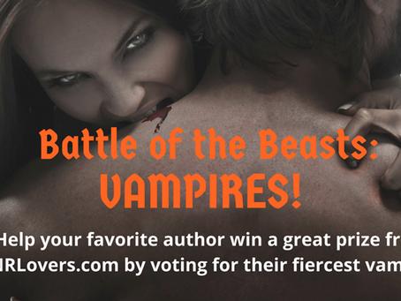 Battle of the Beasts - Vampires