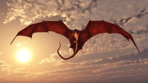 Elianne's top 10 reasons why dragon shifters make the best mates!