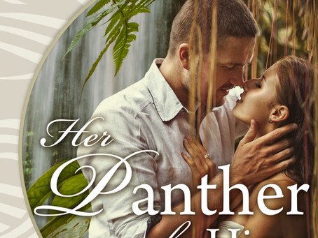 Her Panther for Hire now available for pre-order!
