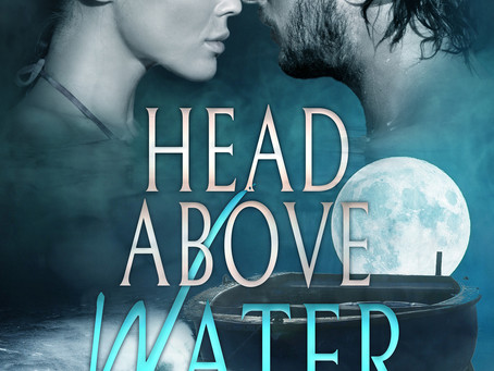 Head Above Water: A Paranormal Charitable Anthology