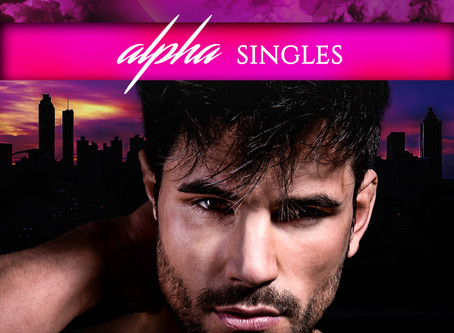 Cover Reveal! ALPHA MINE