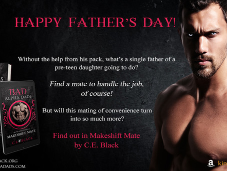 Special Father's Day #SixSentenceSunday!