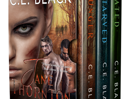 Jane Thornton: The Complete Trilogy