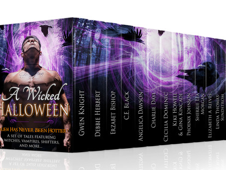 A Wicked Halloween Pre-order