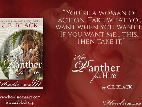 Her Panther For Hire Teaser