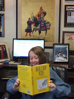 Blue Chip Kids Book