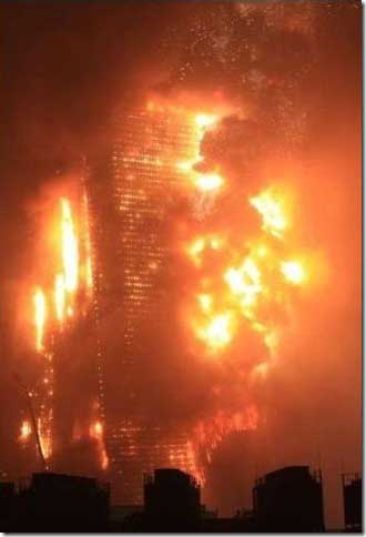 High-rise building fire safety audit