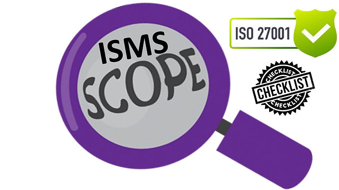 ISO 27001 Questionnaire - ISMS Scope