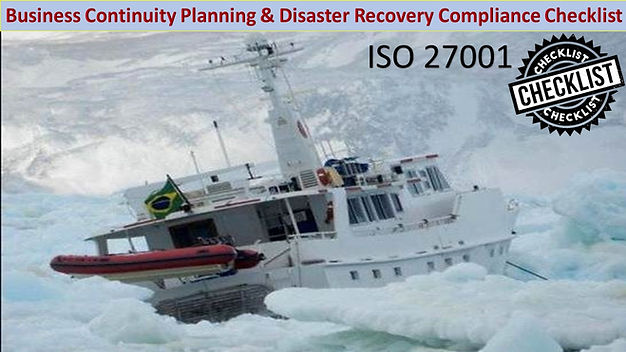 ISO 27001 Requirements - Business continuity Planning and Disaster recovery