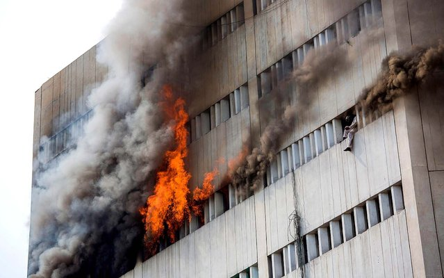 price of not doing fire risk audits is very high