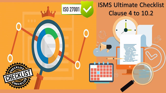 ISO 27001 Questionnaire - Clause 4 to 10.2