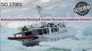 Business continuity Planning and Disaste