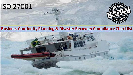 Business Continuity Plan Audit Checklist