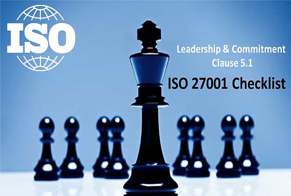 ISO 27001 Requirements - Management audit