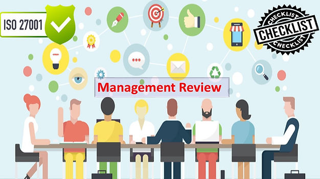 ISO 27001 Requirements - Management Review