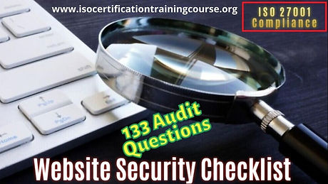 website security- www.isocertificationtr