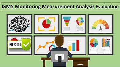 ISMS Monitoring Measurement Analysis & E