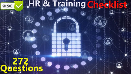Information Security HR Audit Checklist