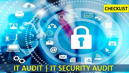 IT Security Audit - Checklist