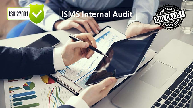 ISO 27001 Questionnaire - Internal Audit