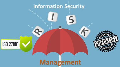ISO 27001 checklist - ISO 27001 audit ch