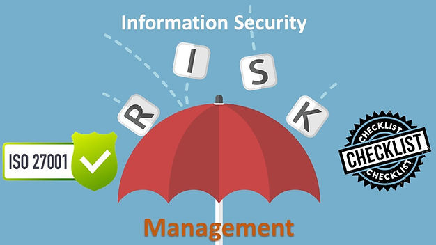 ISO 27001 Requirements - ISO 27001 Risk Management