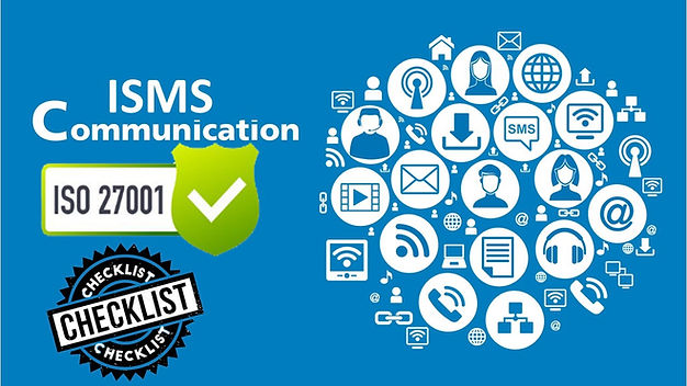 ISO 27001 Requirements - ISMS communication
