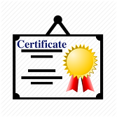 Training Certificate is provided for ISO 20000 Internal Auditor training