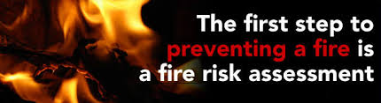 Act now for fire risk asssessment
