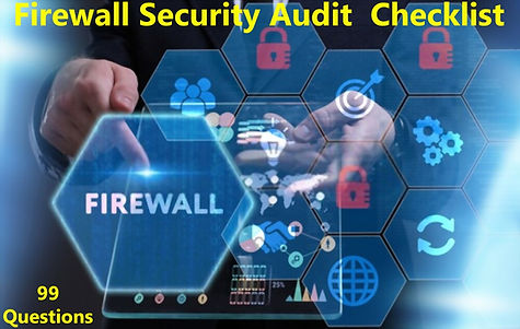Firewall Security Audit Checklist