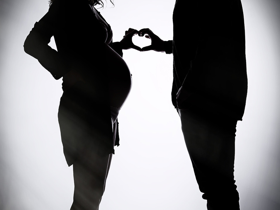 Babybauchfoto, Schwangerschaft