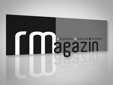 Bericht im Regional Magazin