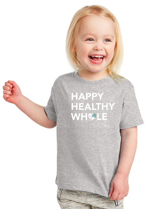 Happy Healthy Whole - Toddler Tee
