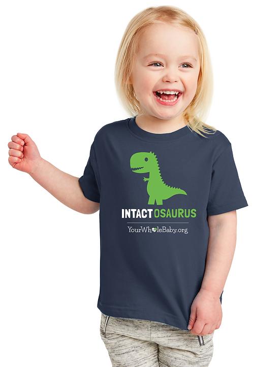 INTACTosaurus - Toddler Tee