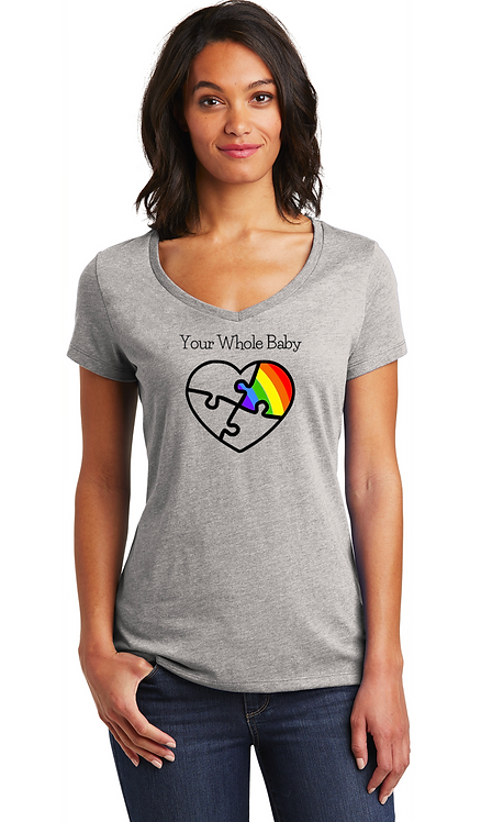 Your Whole Baby - Ladies V-Neck