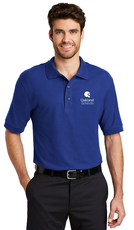 Unisex Silk Touch Polo