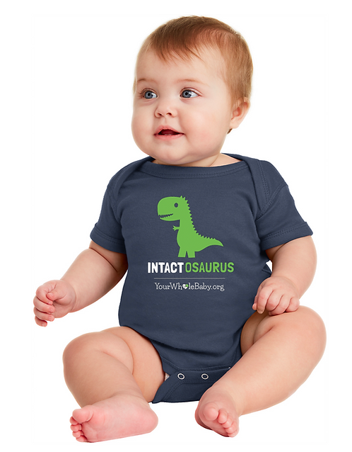INTACTosaurus - Onesie