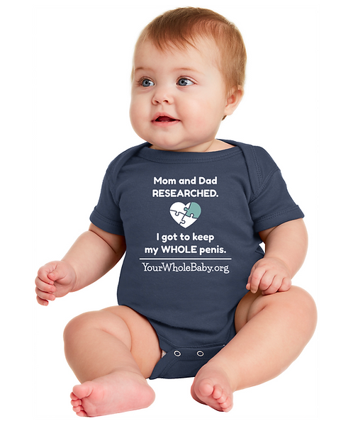 Mom and Dad Researched - Onesie