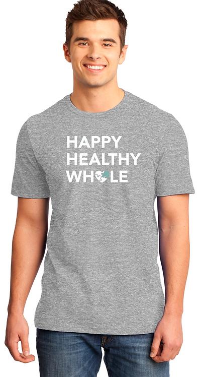 Happy Healthy Whole - Unisex Tee