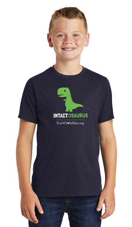 INTACTosaurus - Youth Tee