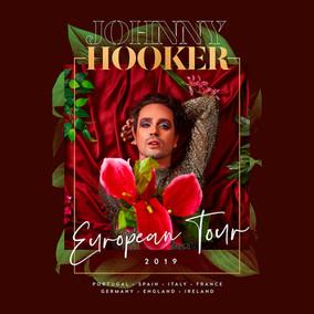 Johnny Hooker - Europa 2019