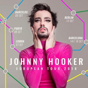Johnny Hooker - Europa 2018