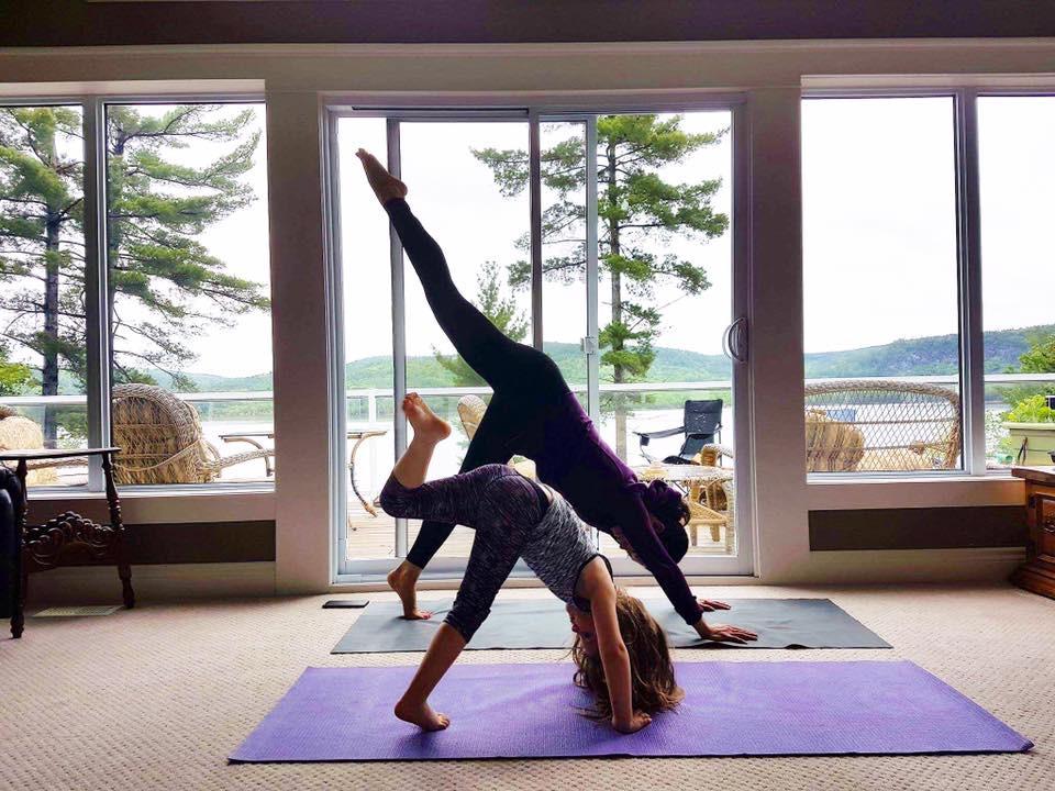 Tiny Yogis + Mindfulness Yoga