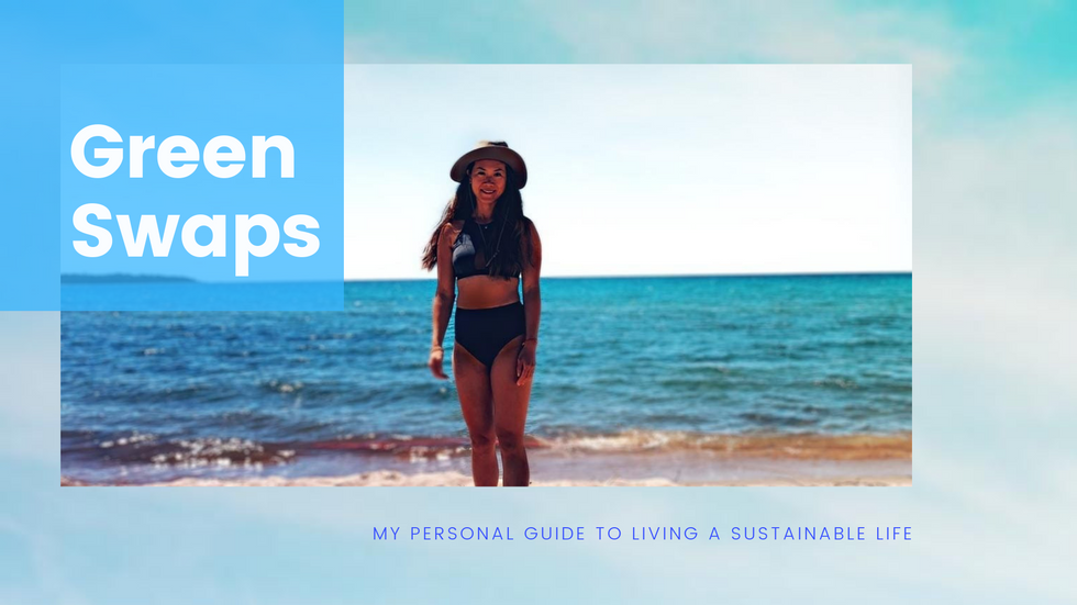 Green Swap: My Personal Guide to living a Sustainable Life