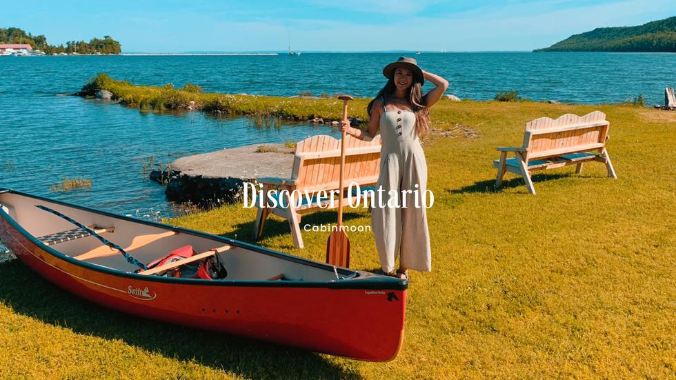 Cabinmoon: Discover Ontario