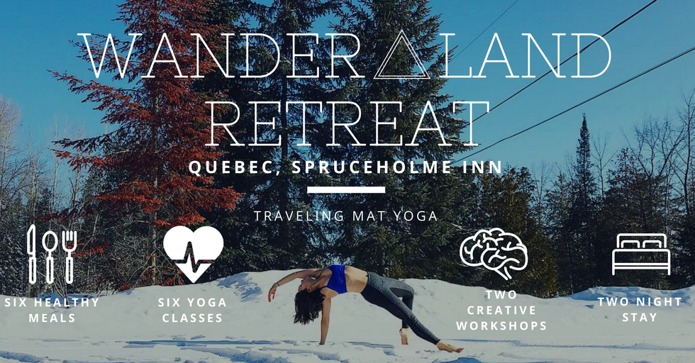Winter Wanderland Retreat