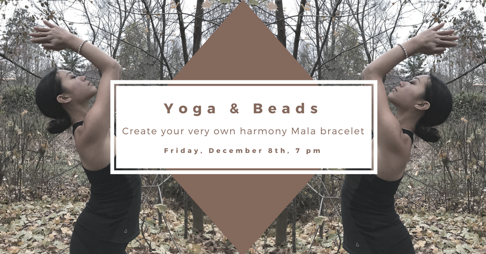 Yoga & Beads