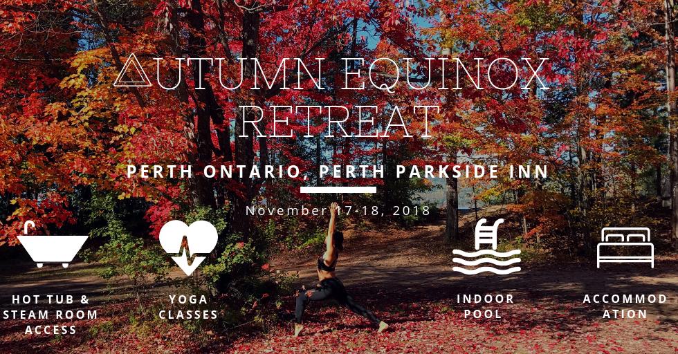 Autumn Equinox Yoga Retreat