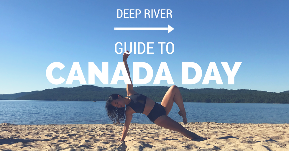 Deep River Guide to Canada Day